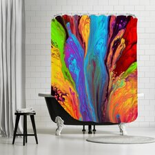Reaching for Heaven Shower Curtain