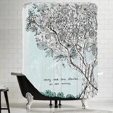 Every Oak Tree Shower Curtain