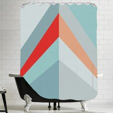 Urban Road GEO 06 Shower Curtain