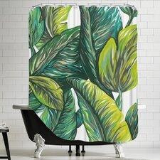 Urban Road Tropical 4 Shower Curtain