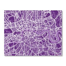 City Map Wall Mural