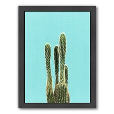 Cactus by LILA + LOLA  Framed Photographic Print