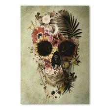 Ali Gulec Garden Skull Light Graphic Art