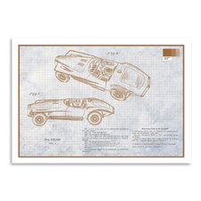 Sports Car by Armand Graphic Art