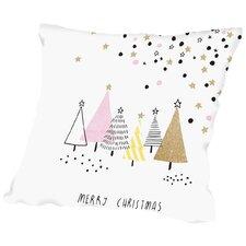 Amflat christmas Throw Pillow