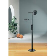 2 Light Floor Lamp