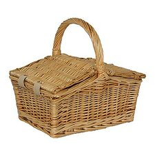 Double Lidded Picnic Basket