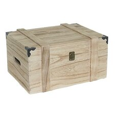 6 Bottle Wine Chest Box