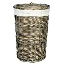 Laundry Basket with Lining