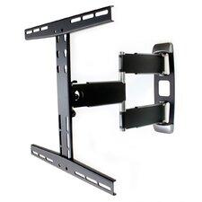 "Ultra Slim Medium Articulating/Tilt/Swivel Wall Mount for 26"" - 47"" Flat Panel Screens"