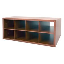 Schulte Double Hanging 8 Compartment Cubby