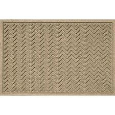 Aqua Shield Chevron Doormat