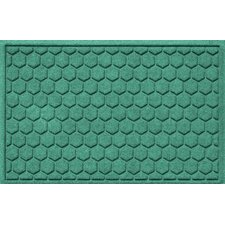 Aqua Shield Honeycomb Doormat