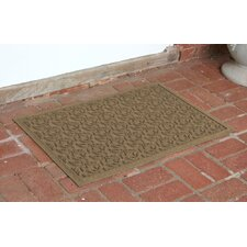 Aqua Shield Dogwood Leaf Doormat