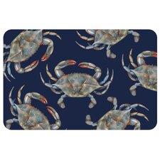 Surfaces Crabs Doormat