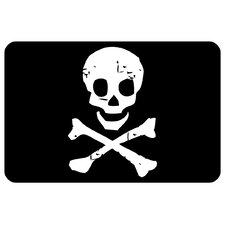 Surfaces Jolly Roger Doormat