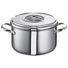 Romana i 3.5L Stainless Steel Round Casserole