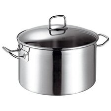 Profess Plus i Stock Pot with Lid