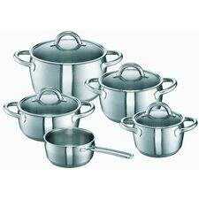 Wega 5-Piece Stainless Steel Cookware Set