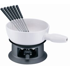 Stainless Steel Cheese Fondue Set