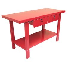 Steel Top Workbench