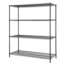 All Purpose 4 Shelf Shelving Unit II