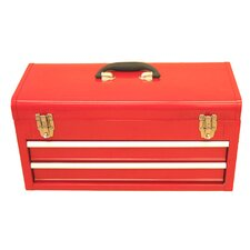 Portable Tool Box with 2 Drawers