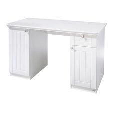Schreibtisch Dreamworld 2 mit 2 Schrankfächern und Schublade