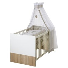 Umwandelbares Kinderbett Ancona