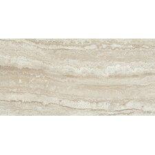 """Sigaro 12"""" x 24"""" Ceramic Field Tile in Ivory"""
