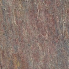 "16"" x 16"" Natural Stone Field Tile in Copper"