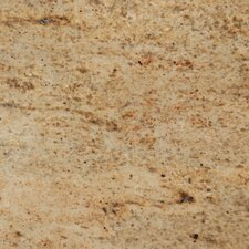 "Kashmir 18"" x 18"" Granite Field Tile in Gold"