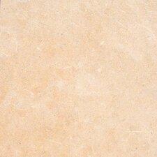 """Halila 12"""" x 12"""" Limestone Field Tile in Beige"""