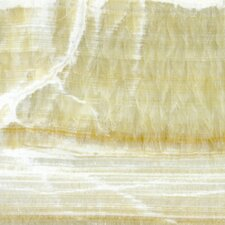 """Giallo Crystal 12"""" x 12"""" Onyx Field Tile in Polished Gold"""