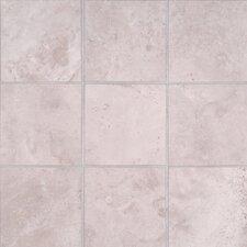 Durango 4'' x 4'' Travertine Field Tile in Honed Beige