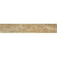 "18"" x 3"" Bullnose Tile Trim in Glazed"
