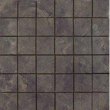 """Pietra Lagos  2"""" x 2""""  Porcelain Mosaic Tile in Glazed"""