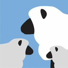Animals Sheep Stretched Canvas Art
