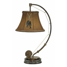 "Fishing Pole 26"" H Table Lamp"