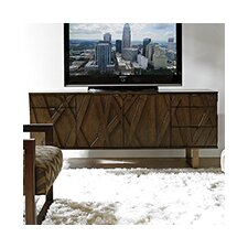 Cross Effect TV Stand