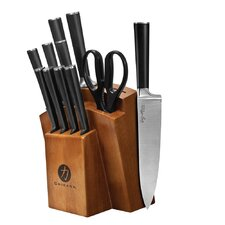 Chikara 12 Piece Knife Set