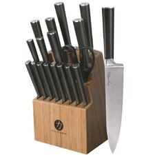 Chikara 19 Piece Knife Set