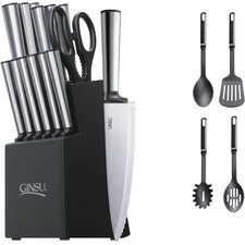 Koden Series 18 Piece Knife Block Set