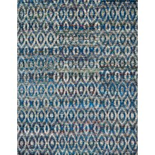 Giselle Blue Indoor/Outdoor Area Rug