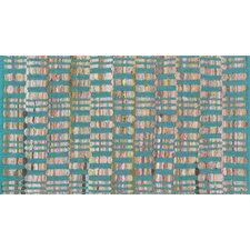 Aiden Turquoise Area Rug