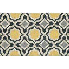 Weston Charcoal/Gold Rug