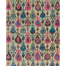 Giselle Hand-Knotted Fiesta Area Rug