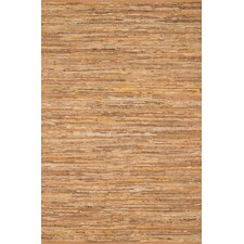 Edge Tan Area Rug