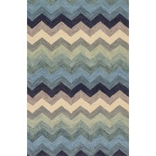 Mayfield Blue Area Rug