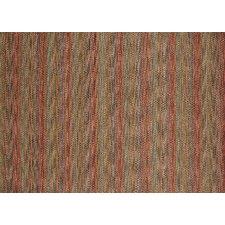 Frazier Prism Red Strip Area Rug
